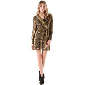 What Goes Around Comes Around Christy Dress